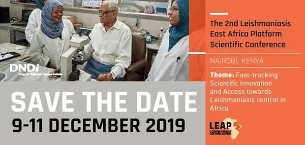 LEAP Scientific Conference December 2019 Flyer